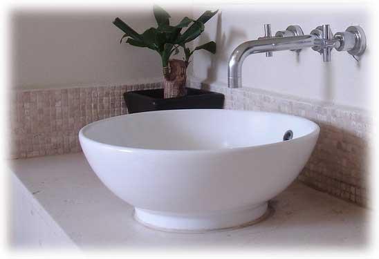 Bien choisir sa vasque salle de bain, suivant le modele de mitigeur thermostatique !!!